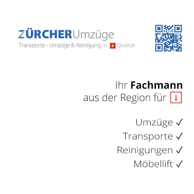 Umzugsfirma Zürich Züricher Umzüge GmbH